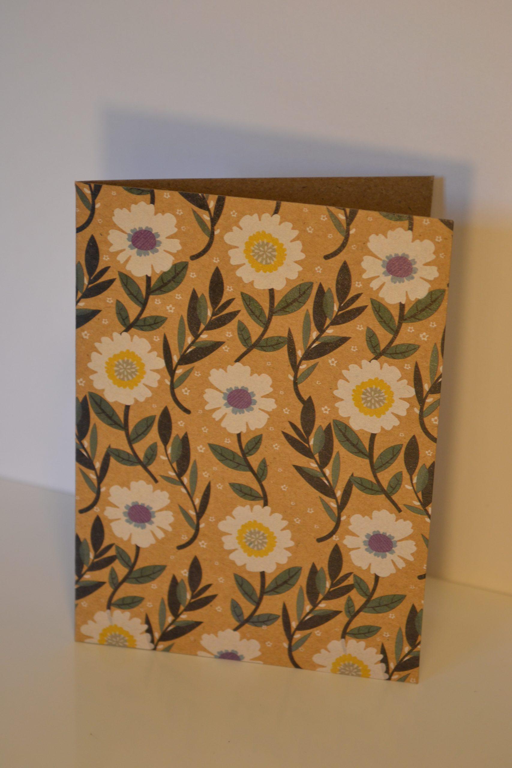 Greeting Card - Flowers