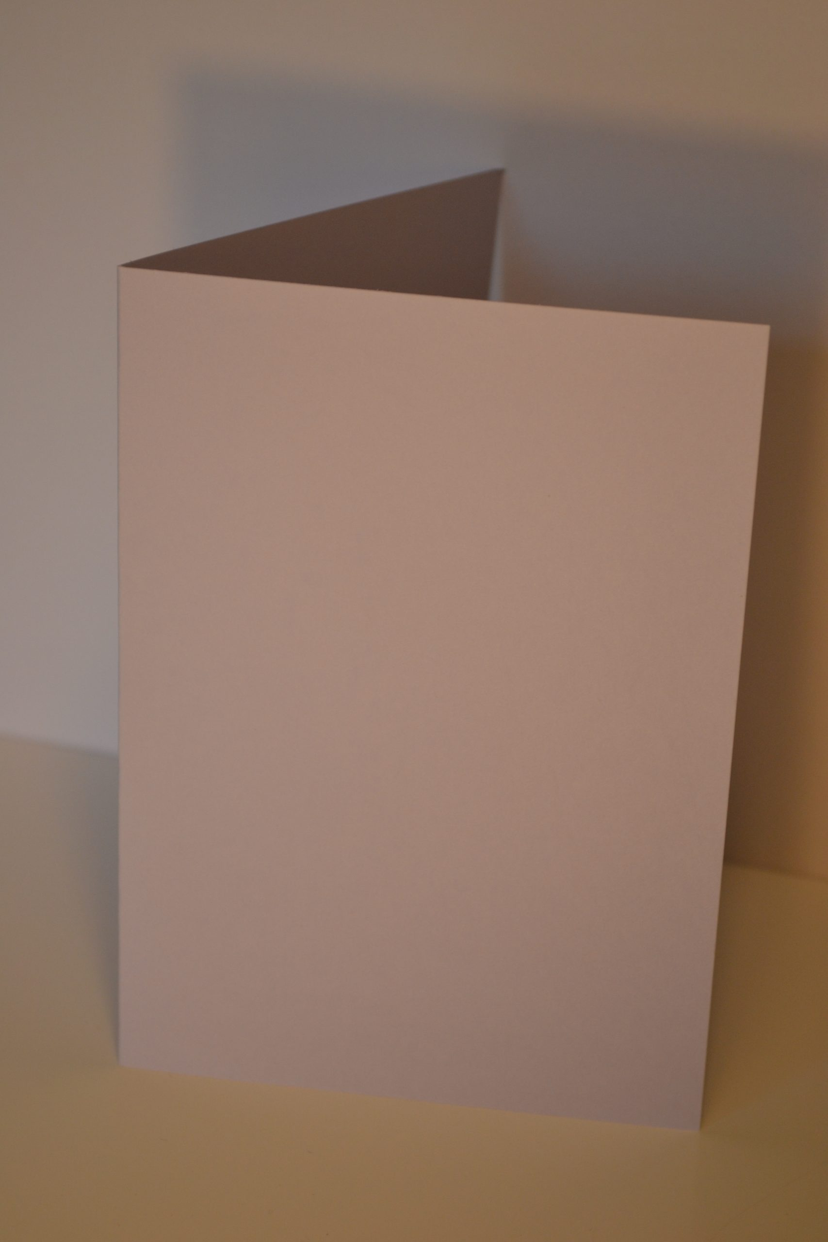 Greeting Card - Pastel Lilac