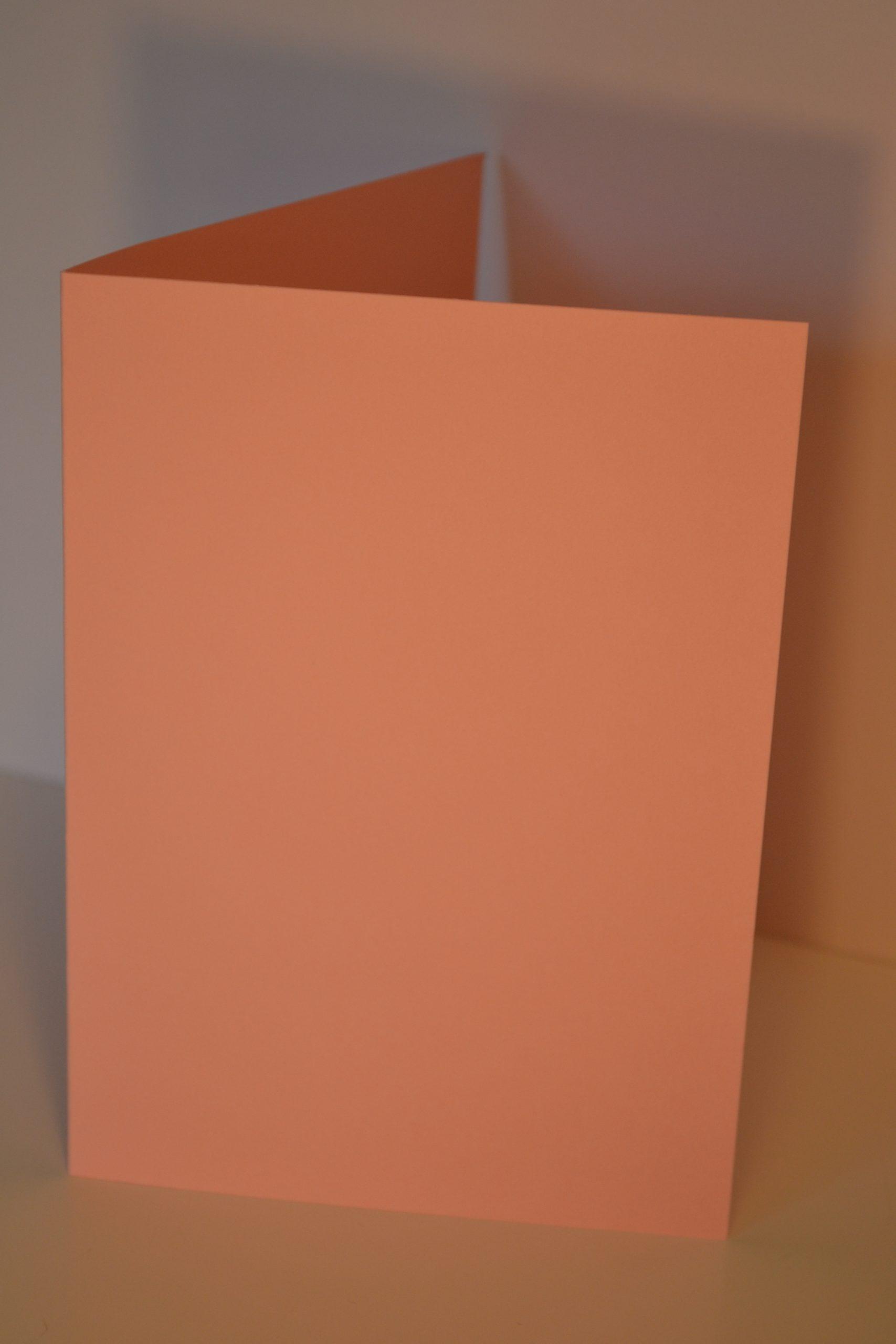Greeting Card - Pastel Pink